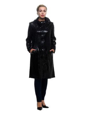 Куртка OLSI. Цвет: черный, антрацитовый