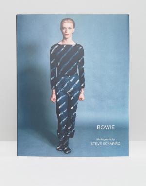 Books Книга Bowie. Цвет: мульти