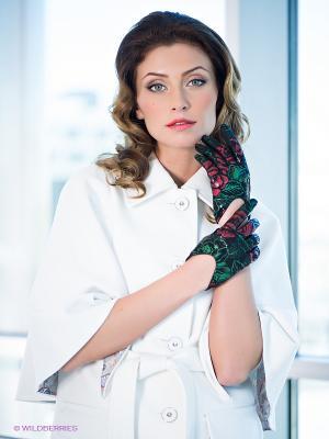 Перчатки Eleganse. Цвет: черный, зеленый, темно-красный