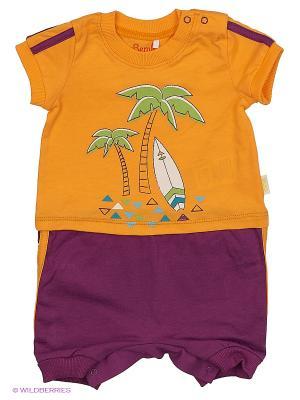 Песочник БЕМБI. Цвет: оранжевый, фиолетовый