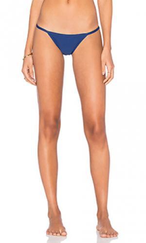 Низ бикини ally Salt Swimwear. Цвет: синий