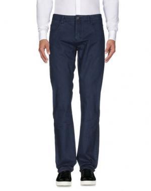 Повседневные брюки GAASTRA. Цвет: грифельно-синий