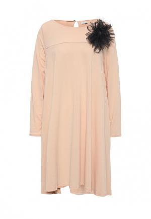 Платье Aurora Firenze. Цвет: разноцветный