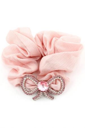 Резинка Shining Curl. Цвет: розовый, бензиновый розовый