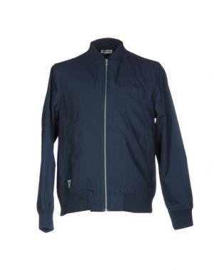 Куртка ONTOUR. Цвет: грифельно-синий