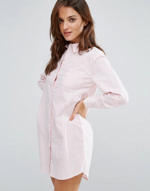 Boux Avenue Ночная сорочка Tranquility. Цвет: розовый