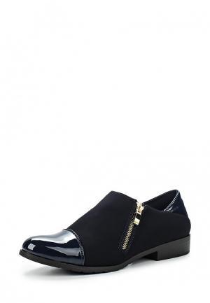 Ботинки Style Shoes. Цвет: синий