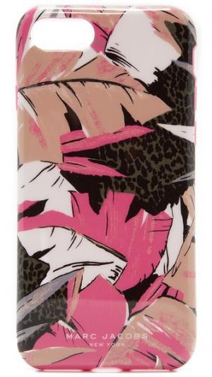 7 Чехол для iPhone с Palm Marc Jacobs