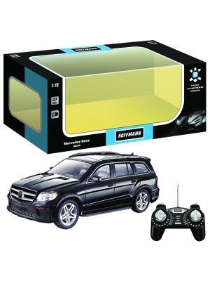 Машина р/у Mercedes-Benz GL550 1:18 HOFFMANN. Цвет: черный
