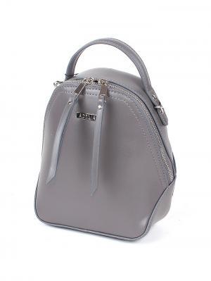 Рюкзак Adelia. Цвет: серый