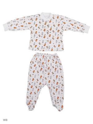 Комплект одежды ИП Бугаева Е. А.. Цвет: оранжевый