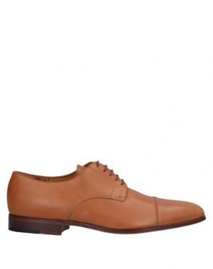 Обувь на шнурках ARFANGO. Цвет: желто-коричневый