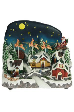 Композиция Новогодняя ночь Christmas. Цвет: мультицвет