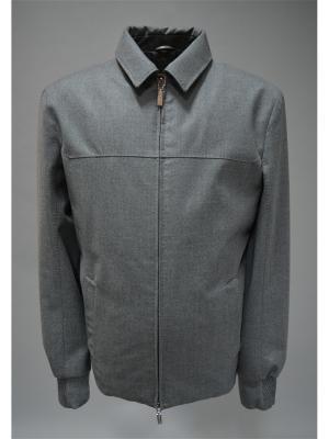 Куртка Bos Bison. Цвет: серый