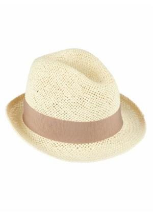 Шляпа Collezione. Цвет: телесный