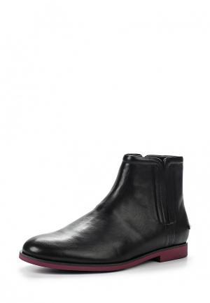 Ботинки Lacoste. Цвет: черный