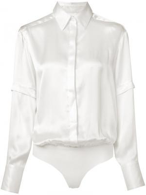 Mercer shirt Alix. Цвет: белый