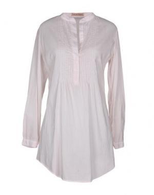 Блузка SETE DI JAIPUR. Цвет: светло-розовый