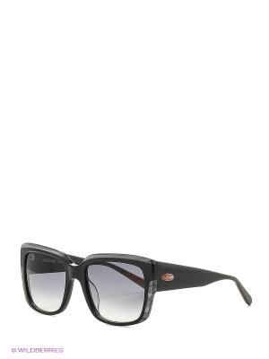 Солнцезащитные очки MI 812S 01 Missoni. Цвет: черный