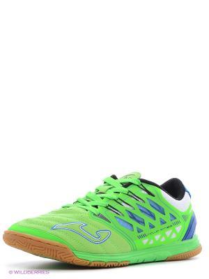 Футзальная Обувь FREE 5.0 Joma. Цвет: зеленый