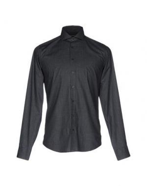 Pубашка TIGER OF SWEDEN. Цвет: свинцово-серый