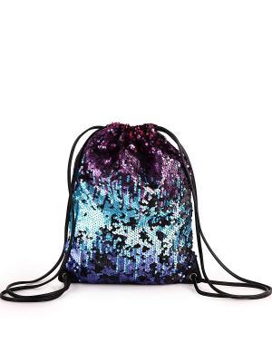 Рюкзак Pola. Цвет: фиолетовый