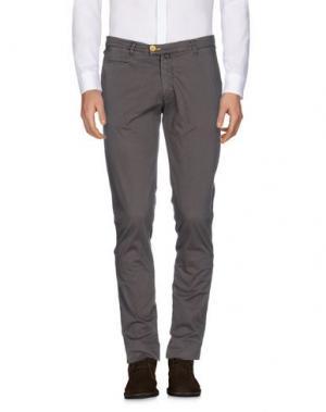 Повседневные брюки QUOTA OTTO. Цвет: хаки