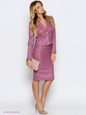 Пиджак PALLARI. Цвет: розовый