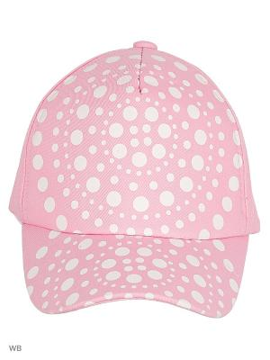 Кепка Modis. Цвет: коралловый, розовый