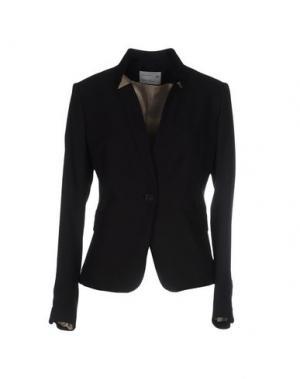 Пиджак CARLO CHIONNA. Цвет: черный