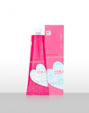 Love & Toast Крем для рук Sugar Grapefruit. Цвет: sugar grapefruit