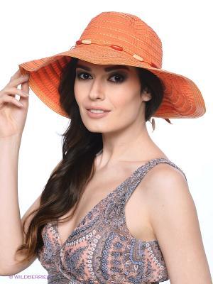 Шляпа Shapkoff. Цвет: оранжевый