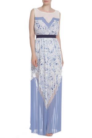 Платье вечернее BCBG Max Azria. Цвет: цветной