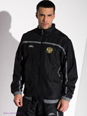 Спортивный костюм Forward. Цвет: черный (осн.)