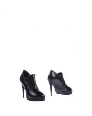 Ботинки OSVALDO1956. Цвет: темно-коричневый
