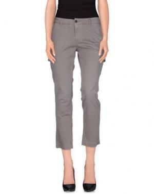 Повседневные брюки SAN FRANCISCO. Цвет: серый