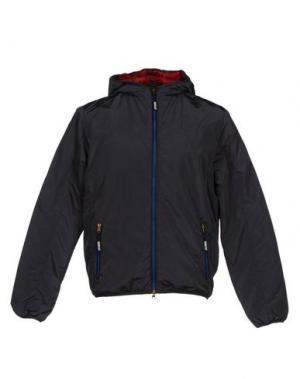 Куртка SPARCO. Цвет: стальной серый