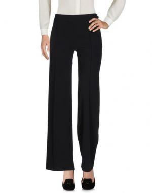 Повседневные брюки EAN 13. Цвет: черный