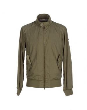Куртка COCHRANE. Цвет: зеленый-милитари