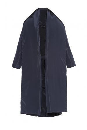 Пальто 178545 Cyrille Gassiline. Цвет: синий