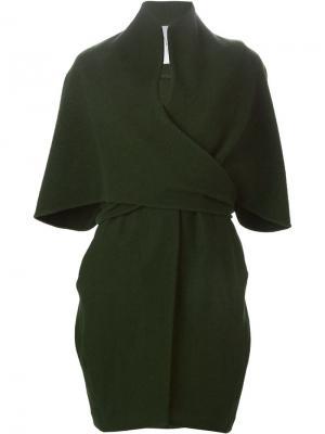 Пальто Kite Sybilla. Цвет: зелёный