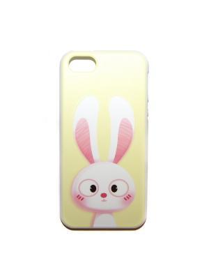 Чехол для Iphone 5/ 5S Lola. Цвет: желтый