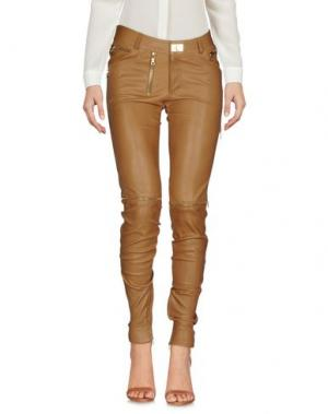 Повседневные брюки APHERO. Цвет: верблюжий