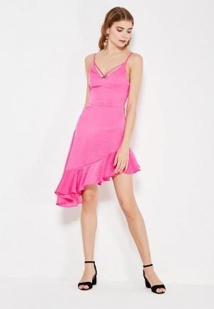 Сарафан Miss Selfridge. Цвет: розовый