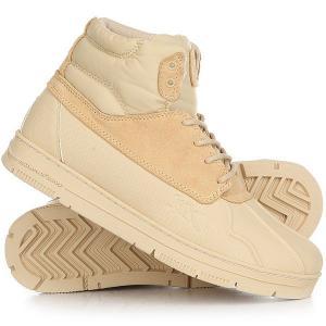 Ботинки высокие  Shellduck Marzipan K1X. Цвет: бежевый