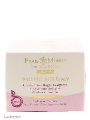 Дневной крем для лица, женщин от 30 лет Frais Monde. Цвет: молочный, розовый