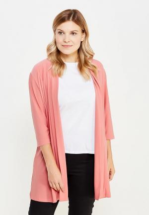 Кардиган Olsi. Цвет: розовый