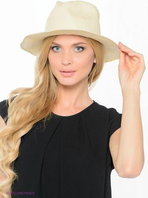 Шляпа Top Secret. Цвет: бежевый