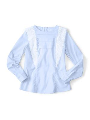 Блуза I love to dream. Цвет: голубой