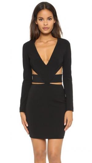 Платье Nina KEMPNER. Цвет: черный/черный